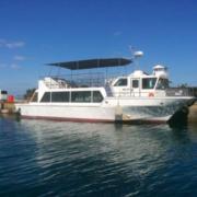 【香川】クルーズ船が座礁、修学旅行の小学生ら57人乗船 半数が海に投げ出されるも全員救助 坂出市沖